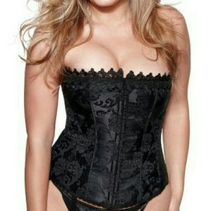 Plus Size Fredericks Hollywood Overbust Corset 42